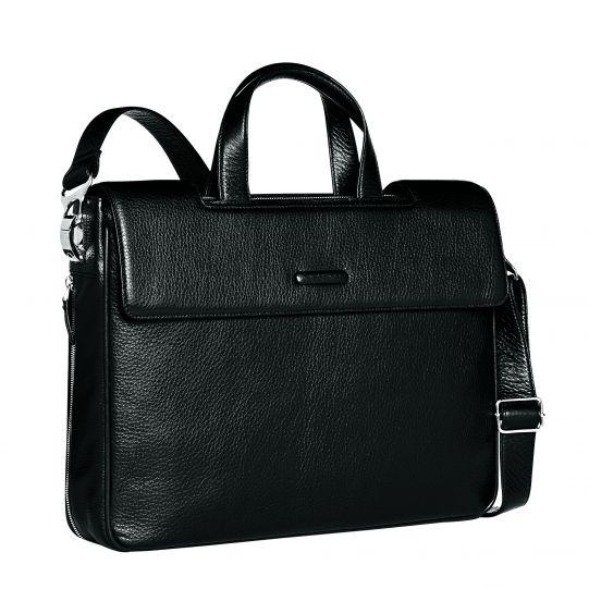 Бизнес чанта с две къси дръжки - Piquadro