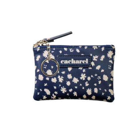 Cacharel Ключодържател-дамска чантичка LUXEMBOURG BLUE