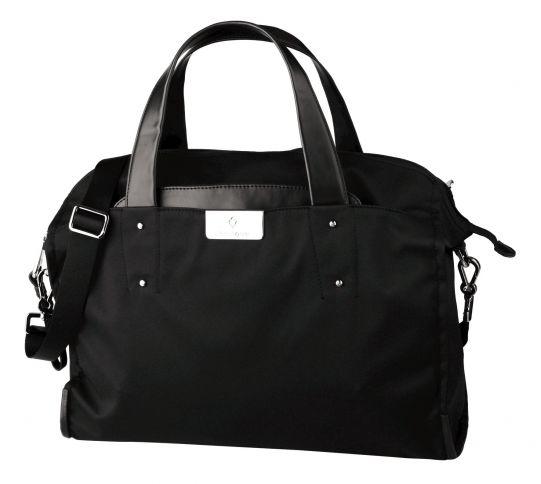 Дамска бизнес чанта за 15,6 инча лаптоп Lady Biz II черен цвят