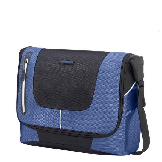Синя чанта за 15,6 инча лаптоп Inventure размер М