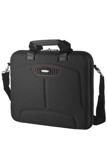 Сива компютърна чанта Laptop Pillow за 15.4 инча лаптоп