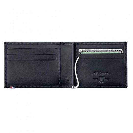 Портфейл S.T. Dupont с 6 отделения за кредитни карти