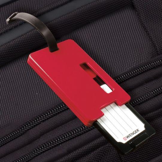 Етикет за куфар или багаж Wenger WE6186 RE