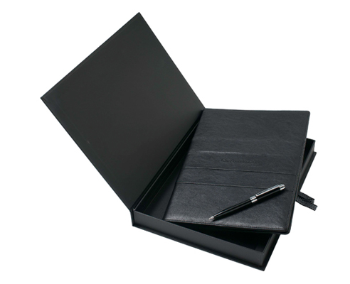 Комплект папка А4 и химикалка Christian Lacroix