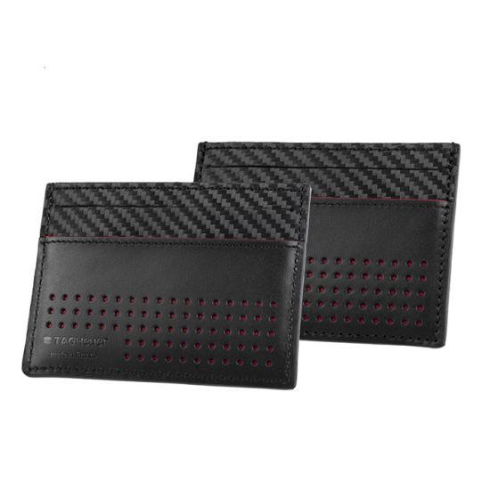 Визитник Racing Wallet Black