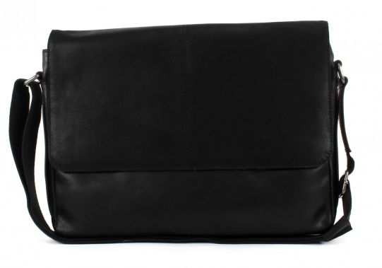 Кожена чанта Bugatti GRINTA, за лаптоп 13
