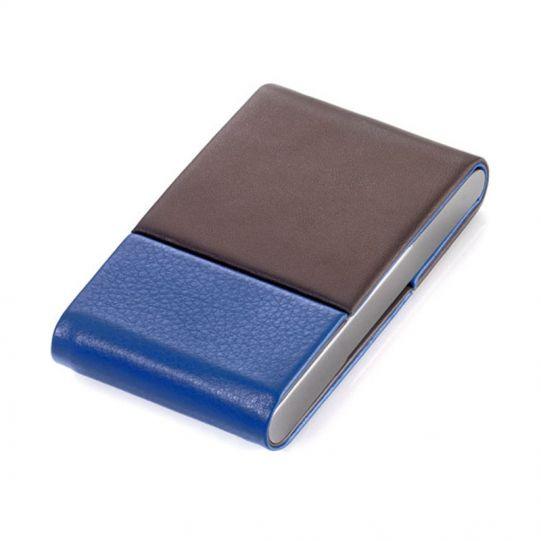 Визитник с магнитно затваряне TROIKA - BLUE CANYON