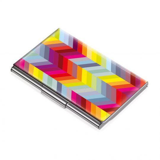 Визитник TROIKA - Digital Rainbow
