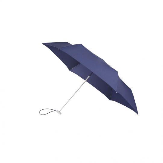 Тройно сгъваем мини-чадър Samsonite, Blue