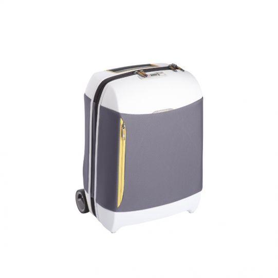 Мобилен офис Litesphere за 17.3 инча лаптоп цвят сребро/титан