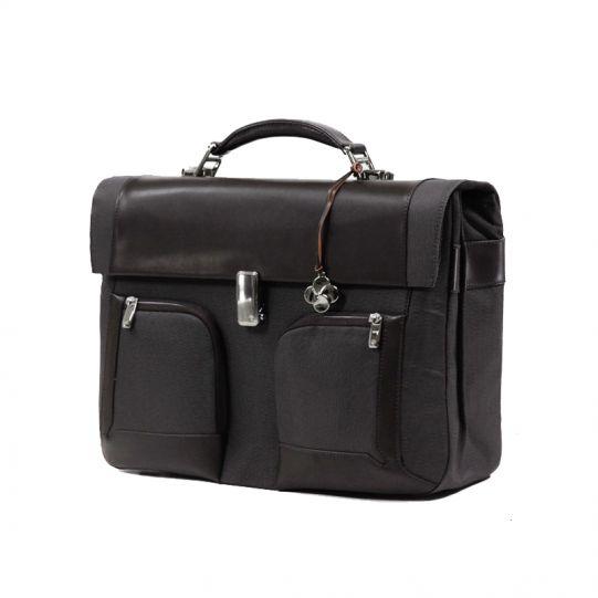 Бизнес чанта с 2 прегради S-Teem за 16,4