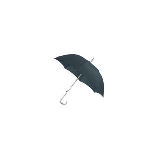 Дамски автоматичен чадър цвят петролено зелено
