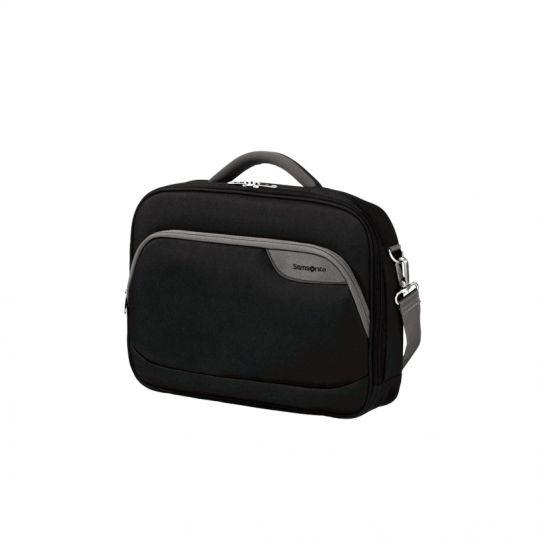 Черна компютърна чанта Monaco ICT, за 14.1 инча лаптоп