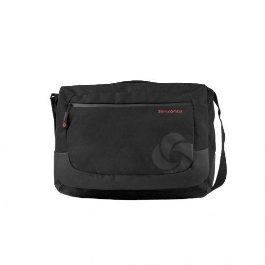 Черна чанта Debyte, размер L, за 16,4 инча лаптоп