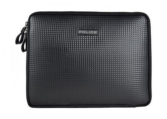 Кожена дамска чанта Cross Italica Shoulder Bag, Black
