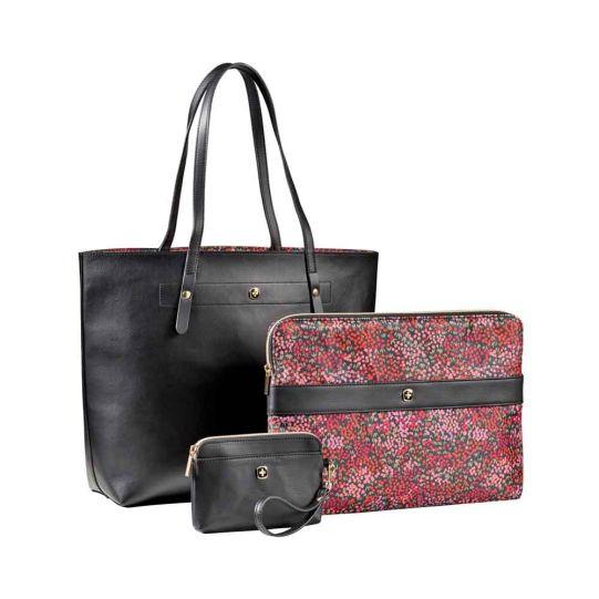 Дамска чанта Wenger Mariesol, комплект с калъф за 14