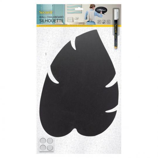Черна дъска Flower за стена Securit