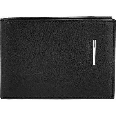 Мъжки портфейл Piquadro с 9 отделения за кредитни карти