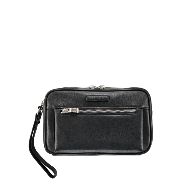 """Мъжка чанта """"борселино"""" с две прегради - Piquadro"""