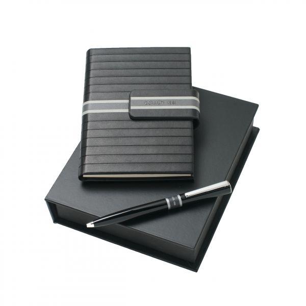 Cerruti Комплект Бележник А6 и химикалка