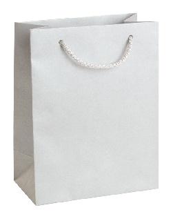 Подаръчен плик сребрист