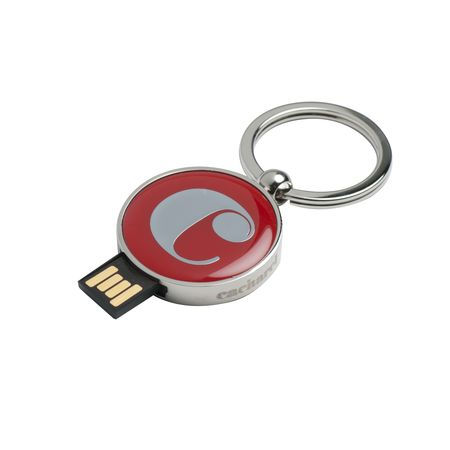 Cacharel Ключодържател-USB 4GB Wagram Rouge