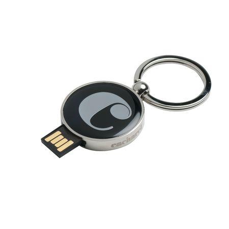 Cacharel Ключодържател-USB 4GB Wagram Noir
