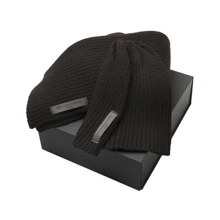 Jean Louis Scherrer Комплект шапка и шал