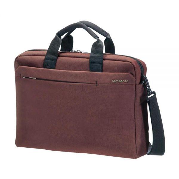 """Червена компютърна чанта Samsonite Network 2 за 11-12.1 """" инча лаптоп"""