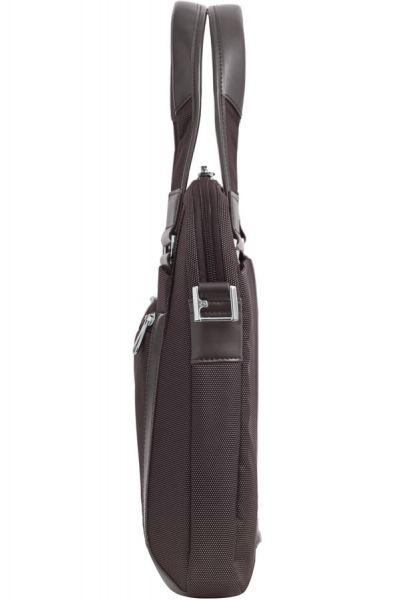 """Бизнес чанта S-Teem за 14,1"""" лаптоп в тъмно кафяв цвят"""