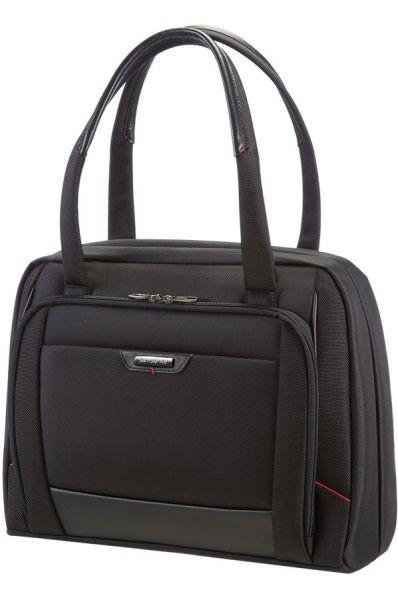 """Дамска бизнес чанта 16"""" PRO-DLX 4 в черен цвят"""