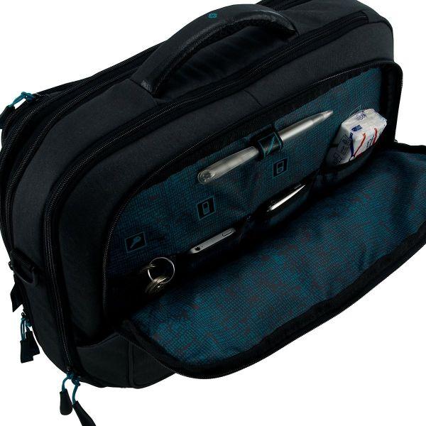 Лаптоп чанта Freelifer II, за 14,1 инча лаптоп черен цвят