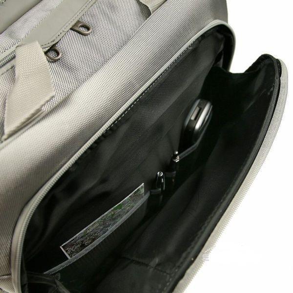 Компютърна пътна черна чанта за рамо X'Blade 2.0, за 15 или 16 инча лаптоп