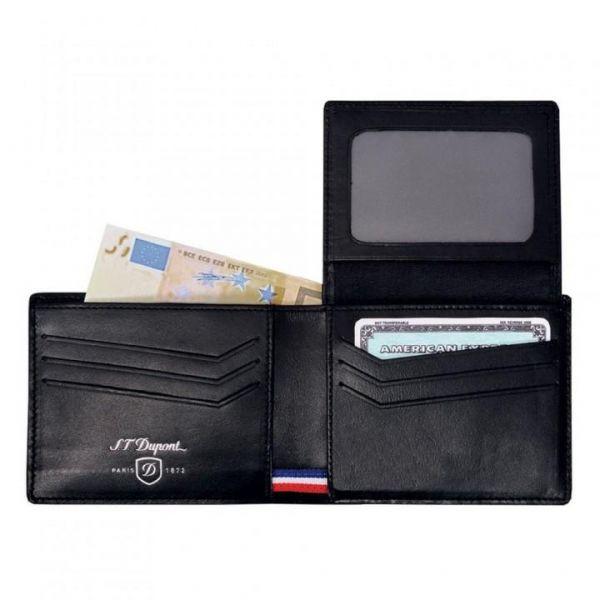Портфейл S.T. Dupont Billfold с 6 отделения за кредитни карти