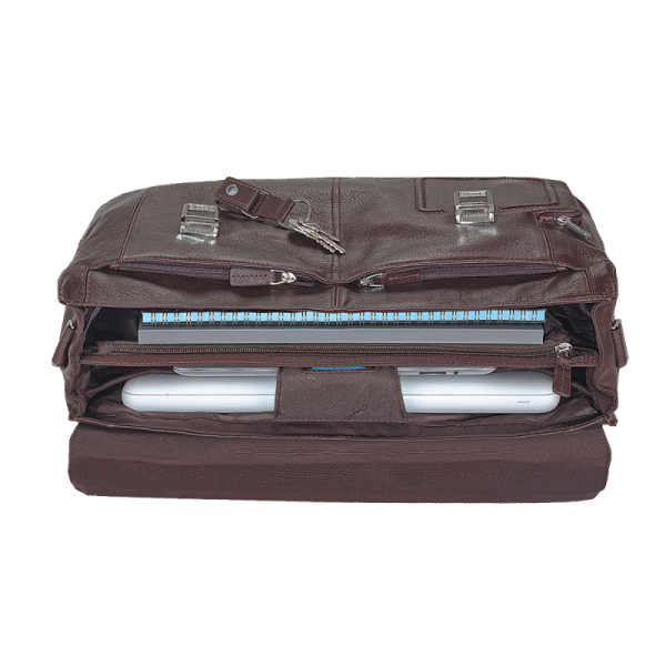 Vibe Briefcase with laptop compartment CA1044VI-TM