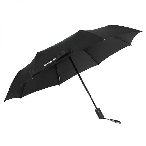 Автоматичен телескопичен чадър Wenger Rubberstyle за двама