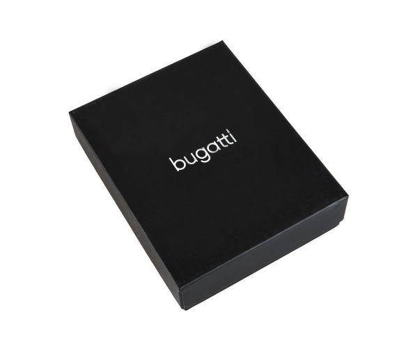Портфейл Bugatti Atlanta с 6 отделения за карти