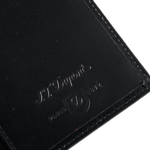 Вертикален портфейл S.T. Dupont 7 отделения за кредитни карти