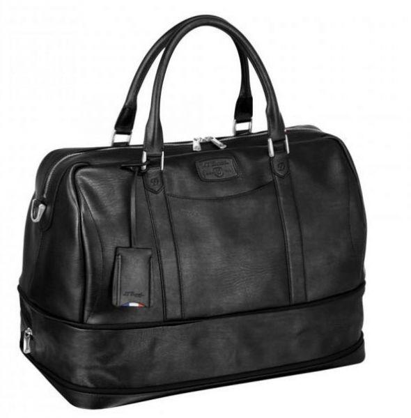 Чанта за пътуване (с цип за разширение) S.T.Dupont Line D Soft Diamond