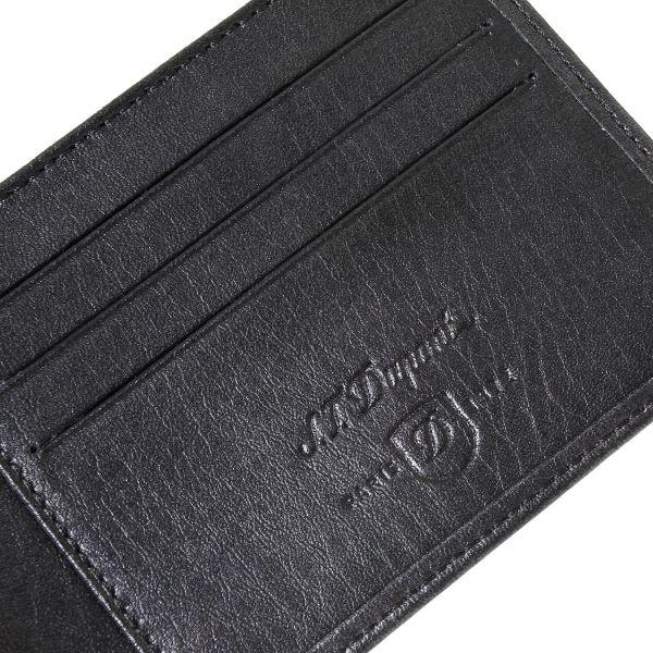 Портфейл S.T. Dupont Line D Soft Diamond с 6 отделения за кредитни карти