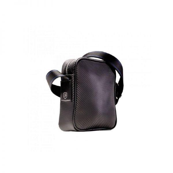 Малка чанта за през рамо S.T.Dupont Defi Carbone