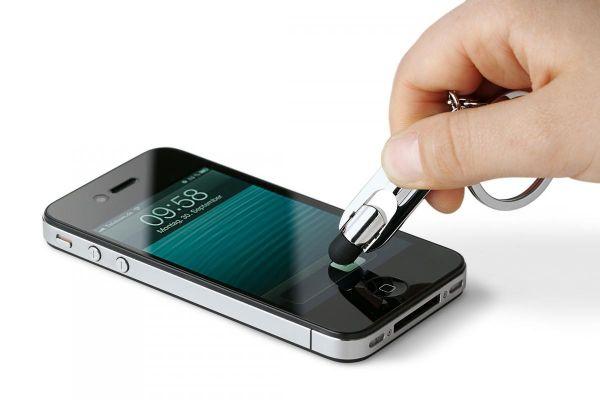 Ключодържател с тъч писалка