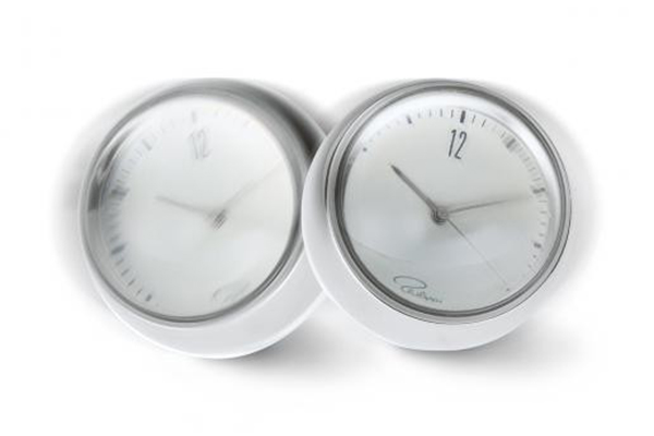 Часовник LISA - черен