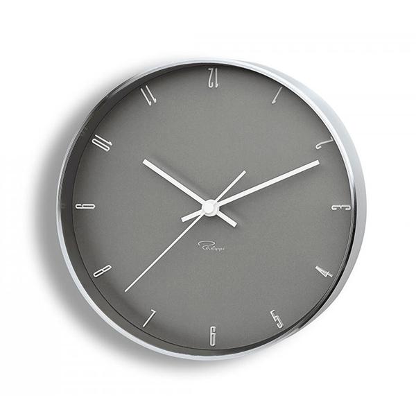 Часовник за стена Темпус - G2 - сив