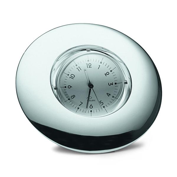 Часовник с рамка за снимки въртящ се Скрол