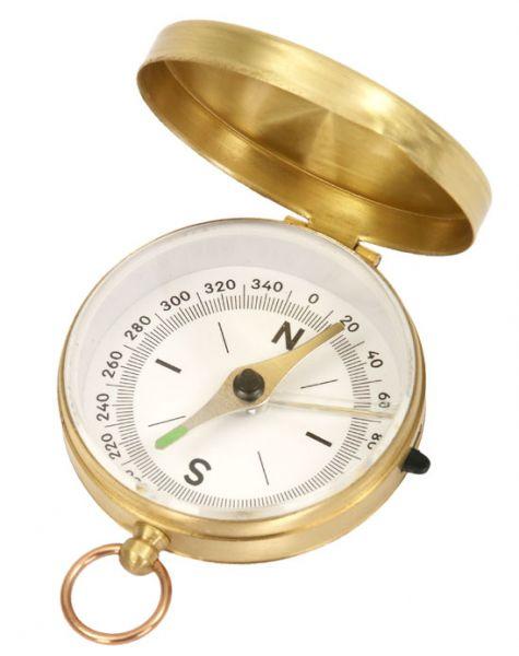 Компас сувенир K&R Orbit 3 Brass