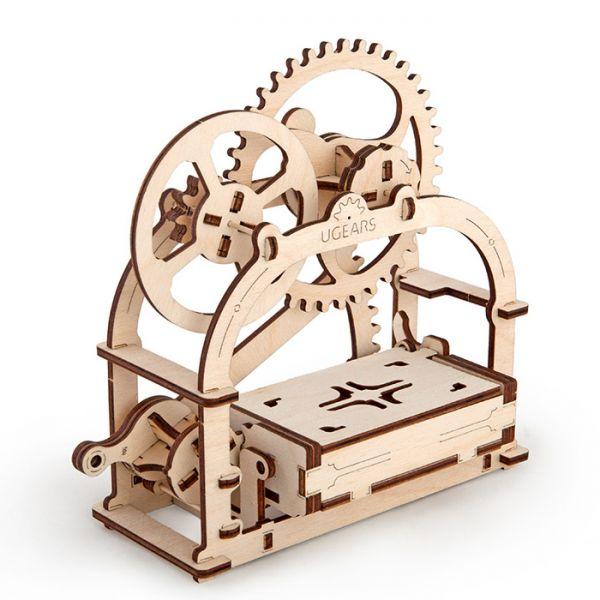 Механичен 3D пъзел - механична кутия