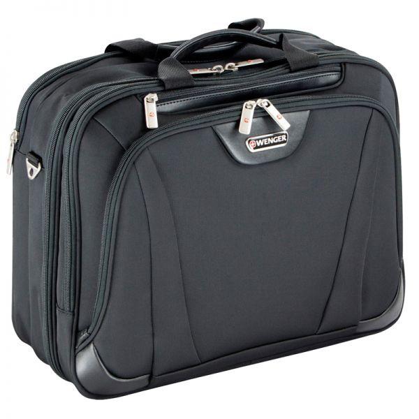 Бизнес чанта за лаптоп 17'' Wenger Deluxe Collection с 3 отделения