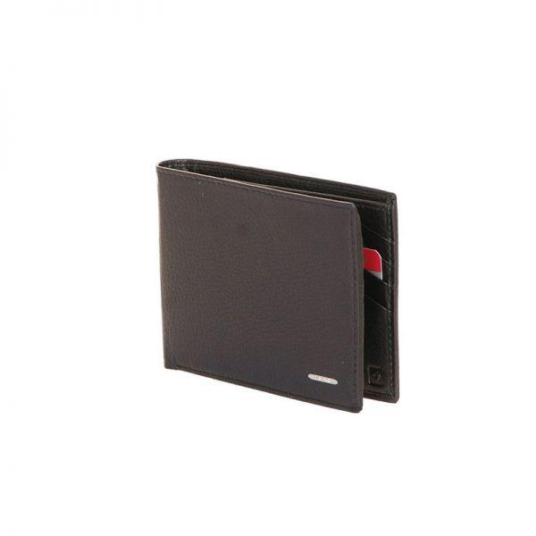 Мъжки портфейл Samsonite с 8 мини отделения за кредитни карти