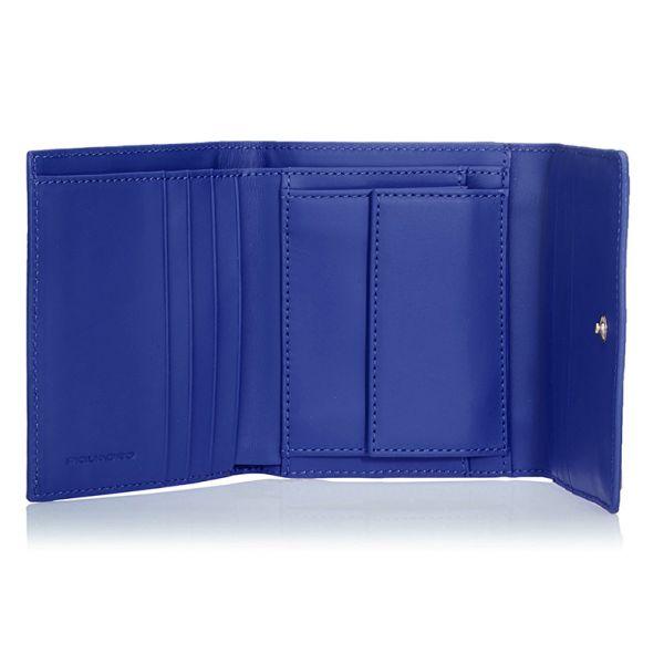 Дамски портфейл Piquardo с 6 отделения за кредитни карти